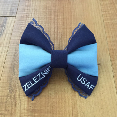 Air Force Class B Dress Blues Bow