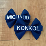 Coast Guard Nametape Bow