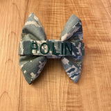 Air Force ABU Nametape Bow