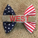Flag Nametape Bow (all branches)
