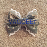 Air Force Lace ABU Nametape Bow