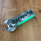 Army ACU (old Army uniform) Wristlet