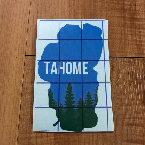 Tahome Decal