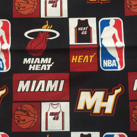 Miami Heat Bow