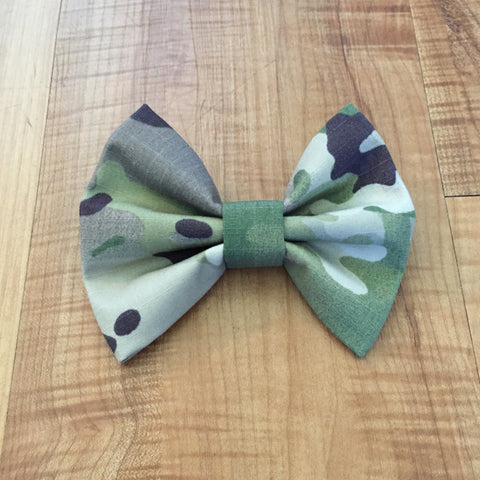 Army Plain Multicam OCP Bow