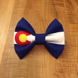 Colorado Flag Bow