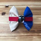 Marines Charlie Dress Blues Bow