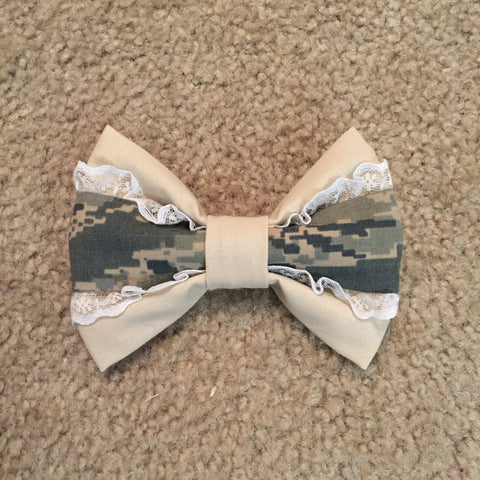 Air Force ABU Deluxe Lace 2.0 Bow