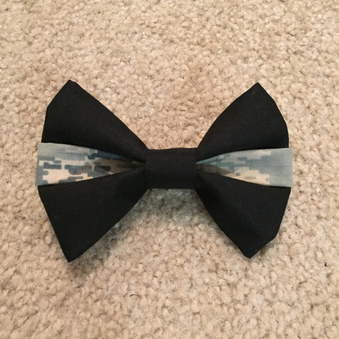 Air Force Thin ABU Line Bow