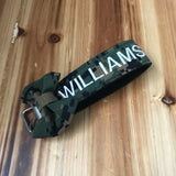 Marines Woodlands Wristlet