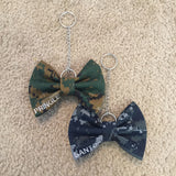 Standard Camo Bow Keychain (all branches)