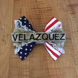 Deluxe Lace Flag Bow 2.0 (all branches)