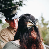 Marines Service Dress Bow