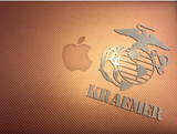 Personalized Marines Decal