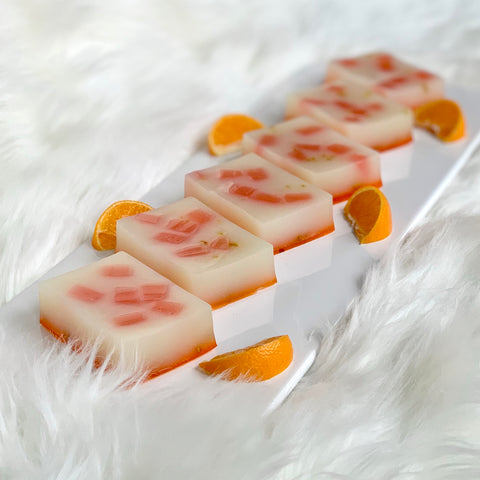 Cranberry Orange Breast Milk Soap Bar