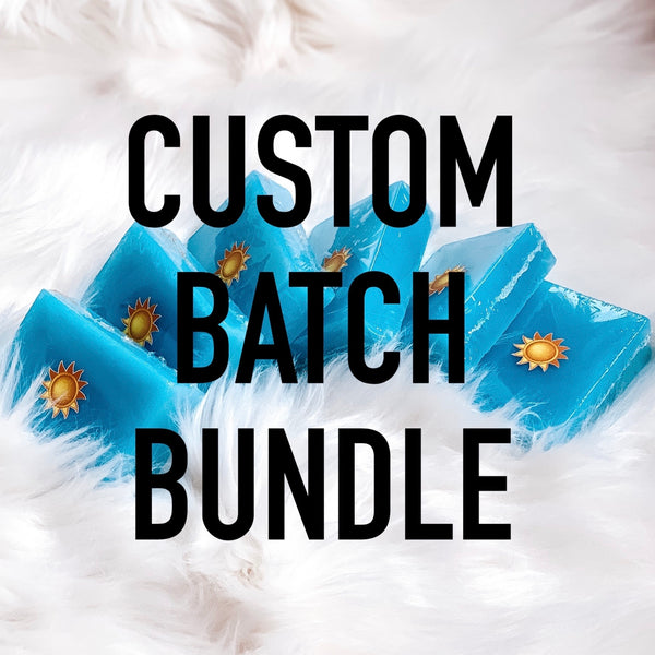 Create Your Own Soap Bar Bundle