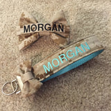 Nametape Bow and Standard Wristlet Bundle (all branches)