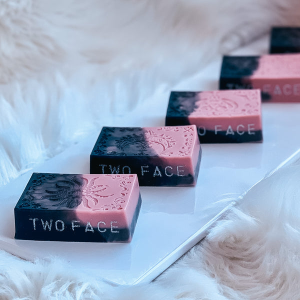 Two Face (OG Facial & Rose Facial) Breast Milk Soap Bar