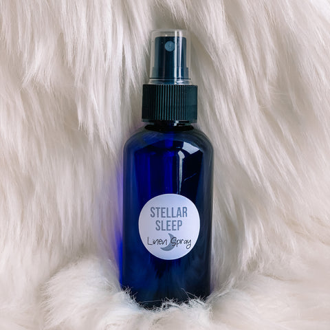 Stellar Sleep Essential Oil Linen Spray