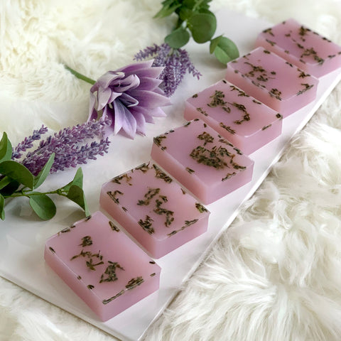 Lavender Breast Milk Soap Bar