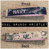 Dual Branch Wristlet (all branches)