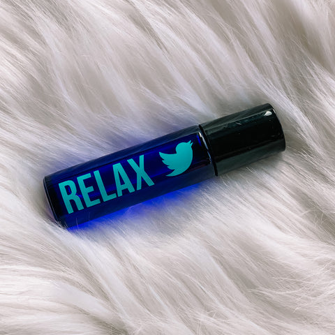 RELAX Essential Oil Rollerball