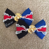 Marines Lace Dress Blues Bow