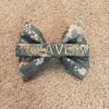 Army ACU (old Army uniform) Nametape Bow