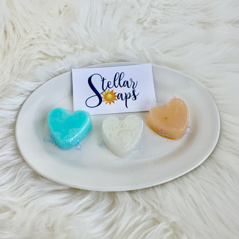 Stellar Soaps Sample Pack
