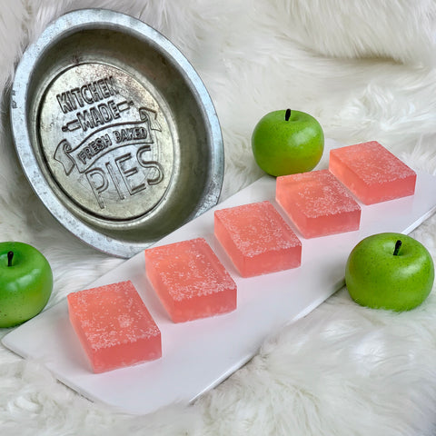 Spiced Apple (milk free) Soap Bar