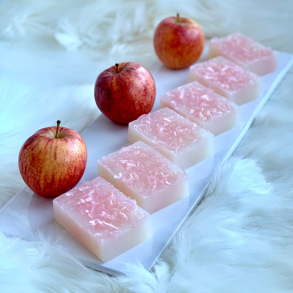 Crisp Apple Breast Milk Soap Bar