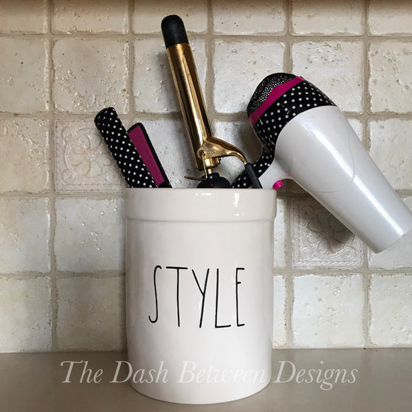 Rae Dunn Inspired STYLE Decal