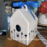 Rae Dunn Inspired Home Line Birdhouse Decal Set