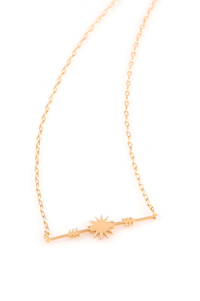Spread the Light Necklace