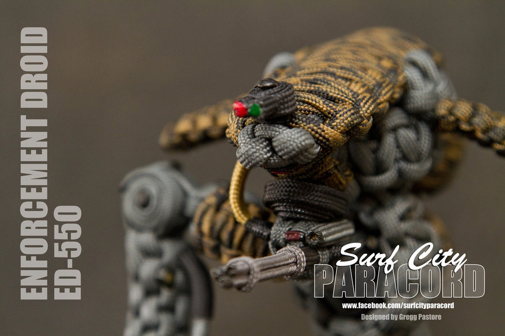 Gregg's Paracord Art Gallery