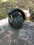 Bug Out Frag Pro Paracord Survival Kit (Woodland / Olive Drab)