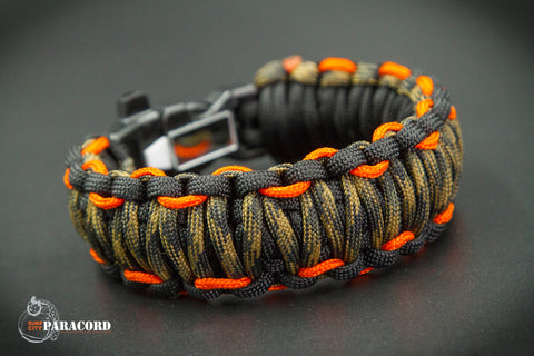 [Paracord Grenade] - Bug Out Frag