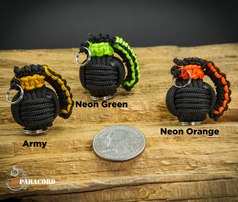 Paracord Micro Frag (Black Series 2)