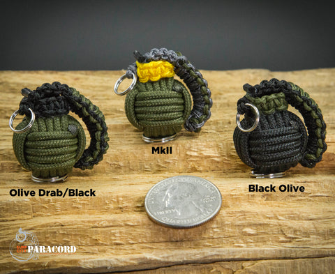Paracord Micro Frag (Olive Drab Series)