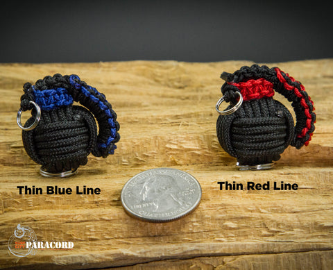 Paracord Micro Frag (Thin Line Series)