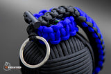 Bug Out Frag Pro Paracord Survival Kit (Thin Blue Line)