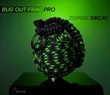 Bug Out Frag Pro Paracord Survival Kit (Zombie Decay)