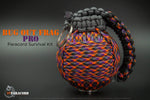 Bug Out Frag Pro Paracord Survival Kit (Caustic Special Edition)