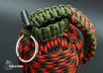 Bug Out Frag® Advanced Paracord Survival Kit (Open Season)