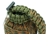 Bug Out Frag Advanced Paracord Survival Kit (Maple Camo)
