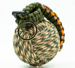 Bug Out Frag Pro Paracord Survival Kit (Canyon)