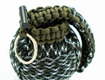 Bug Out Frag Pro Paracord Survival Kit (P-Camo)