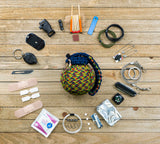 Bug Out Frag Pro Paracord Survival Kit (Toxicity)