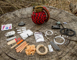 Bug Out Frag® Advanced Paracord Survival Kit (Lumberjack)