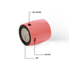Kratos Bluetooth Nano Speaker (Pink)